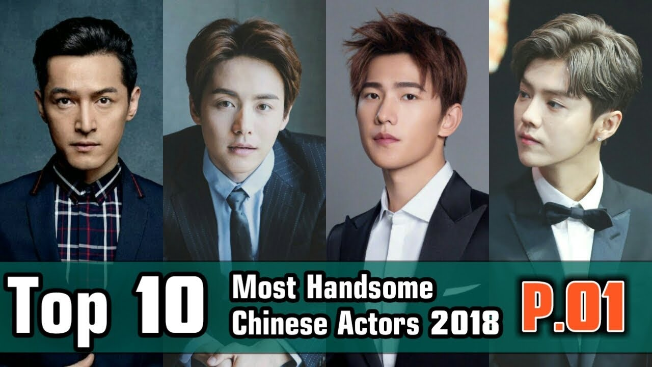 Top 8 of the most beautiful actors in the world