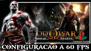 COMO CONFIGURAR GOD OF WAR GHOST OF SPARTA PARA PPSSPP GOLD 1.9.4