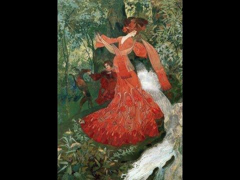 Georges de Feure (1868 -1943) French artist - Art Nouveau