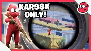If You LOVE KAR98K Watch THIS | PUBG MOBILE