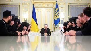 Своя колокольня Украины и подростковый терроризм | ЧАС ОЛЕВСКОГО | 19.04.18