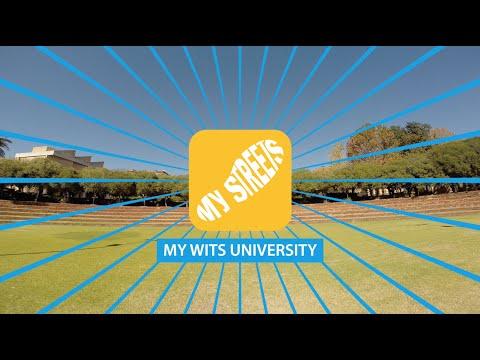 Wits University - Virtual Tour | Michael Cost
