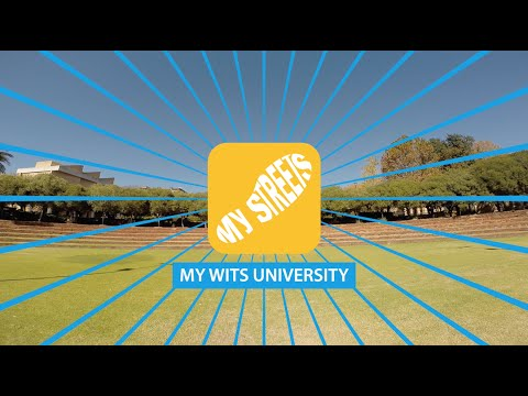 Wits University - Virtual Tour | Michael Cost