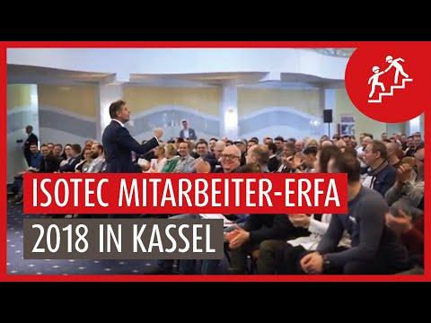 Fabulous ISOTEC Mitarbeiter-Erfa in Kassel - YouTube PG52