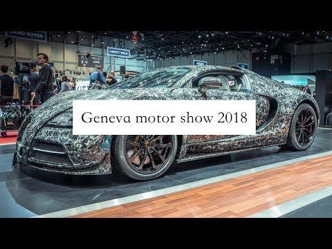GENEVA MOTOR SHOW / part. 2