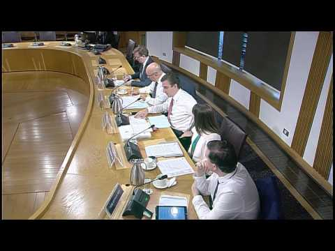 Standards, Procedures and Public Appointments Committee - Scottish Parliament: 8th September 2016