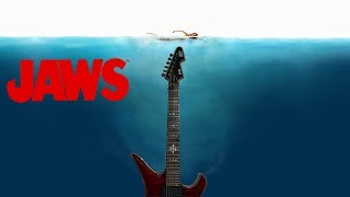 JAWS! Metal Theme Cover