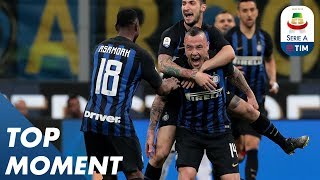 Nainggolan Unleashes an UNBELIEVABLE Volley! | Inter 1-1 Juventus | Top Moment | Serie A
