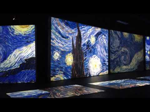 Starry night -Звёздная ночь   Vincent van Gogh-Винсент Ван Гог