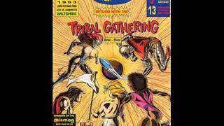 Daz Saund Tribal Gathering April 30th 1993