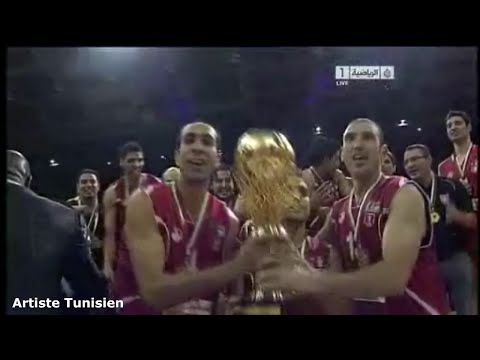 Match Complet Finale Afrobasket 2011 Tunisie 67-56 Angola 28-08-2011
