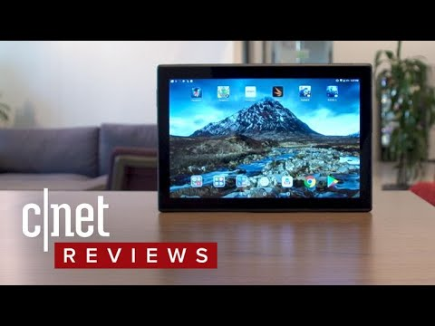Download Youtube: Lenovo Tab 4 10-inch tablet