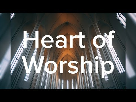 "True Story Behind the Song ""Heart of Worship"""