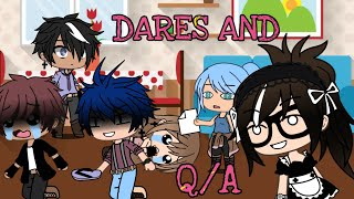 •Dares and Q/A video• ~ Gacha Life