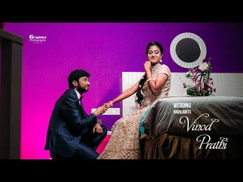 Wedding Highlights | Vinod+Prathi | Coimbatore Wedding | Graphika Photography