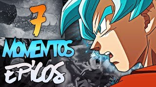 Top 7 Momentos Épicos De GOKU!!
