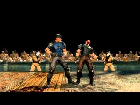 Mortal Kombat: Stryker Fatalities