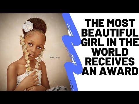 Child Summit And Awards 2019: Jare Ijalana Receives An Award In Ghana