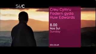 Creu Cymru Fodern gyda Huw Edwards - English version