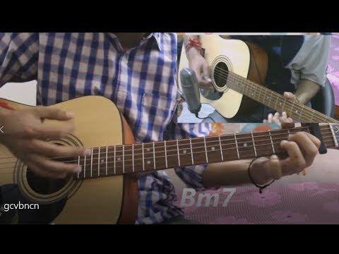 Kalank Title Track - Arijit Singh - Hindi Guitar Cover Lesson Chords Easy Beginner