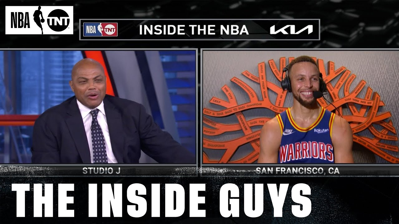 Download Stephen Curry Talks MVP Expectations With The Inside The NBA Crew | NBA on TNT