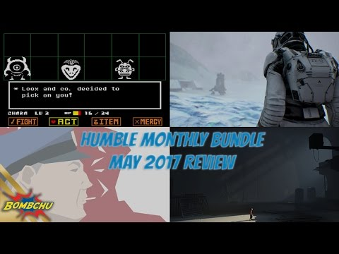 Humble Monthly Bundle | May 2017 Review
