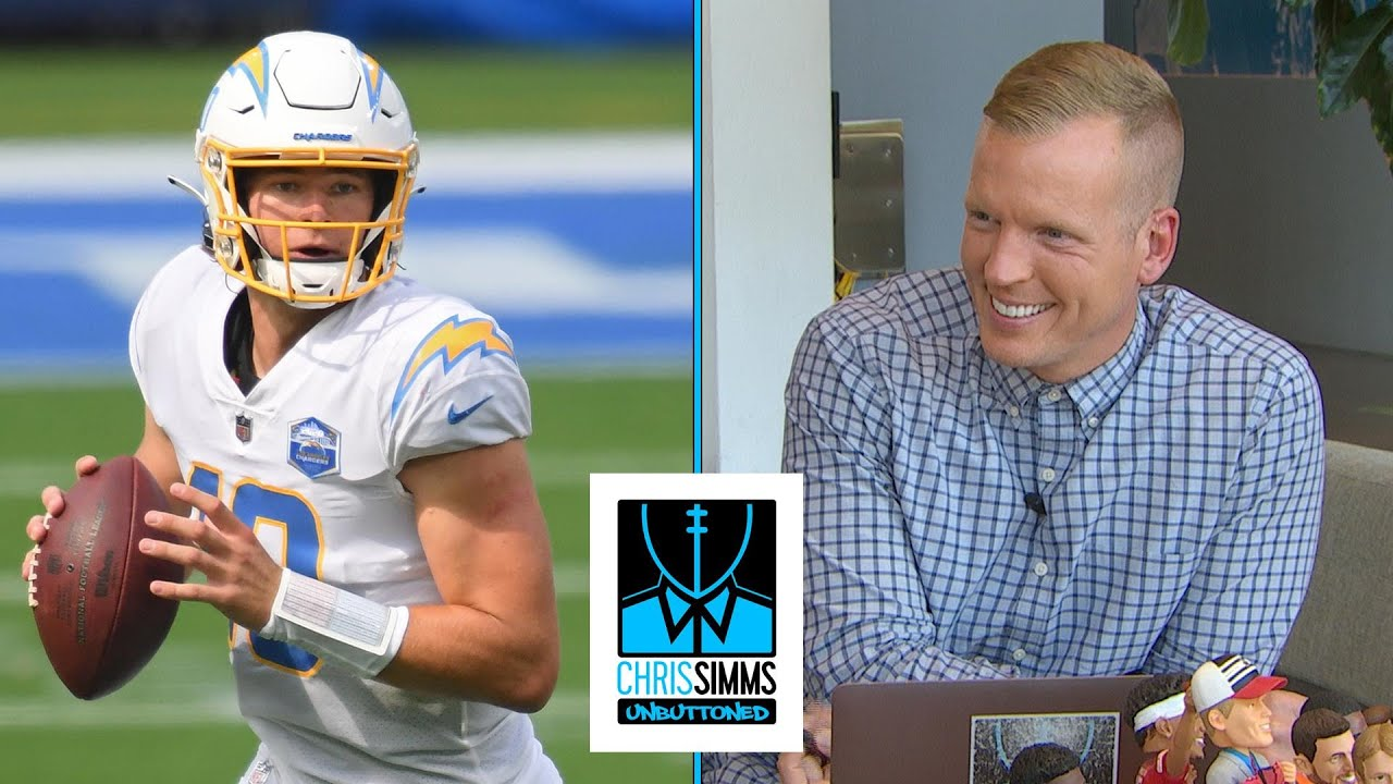 NFL Week 2 Game Review: Chiefs vs. Chargers   Chris Simms Unbuttoned   NBC Sports