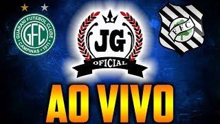 🔴 Guarani x Figueirense BRASILEIRÃO 2018 AO VIVO [CanalJGEsportes]