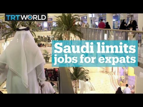 Saudi Arabia bans expatriates from jobs in some sectors
