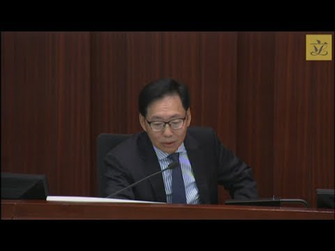 財務委員會會議 (第一節)(第二部分)(2017/07/19)