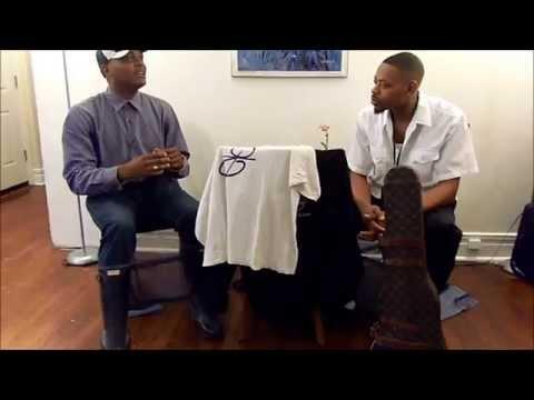 "The Chicago Bridge Magazine Exclusive Documentary With Jazz Violinist Samuel ""SaviorFaire"" Willams"