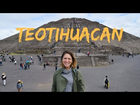 Touring Teotihuacan | Things to Do in Mexico City