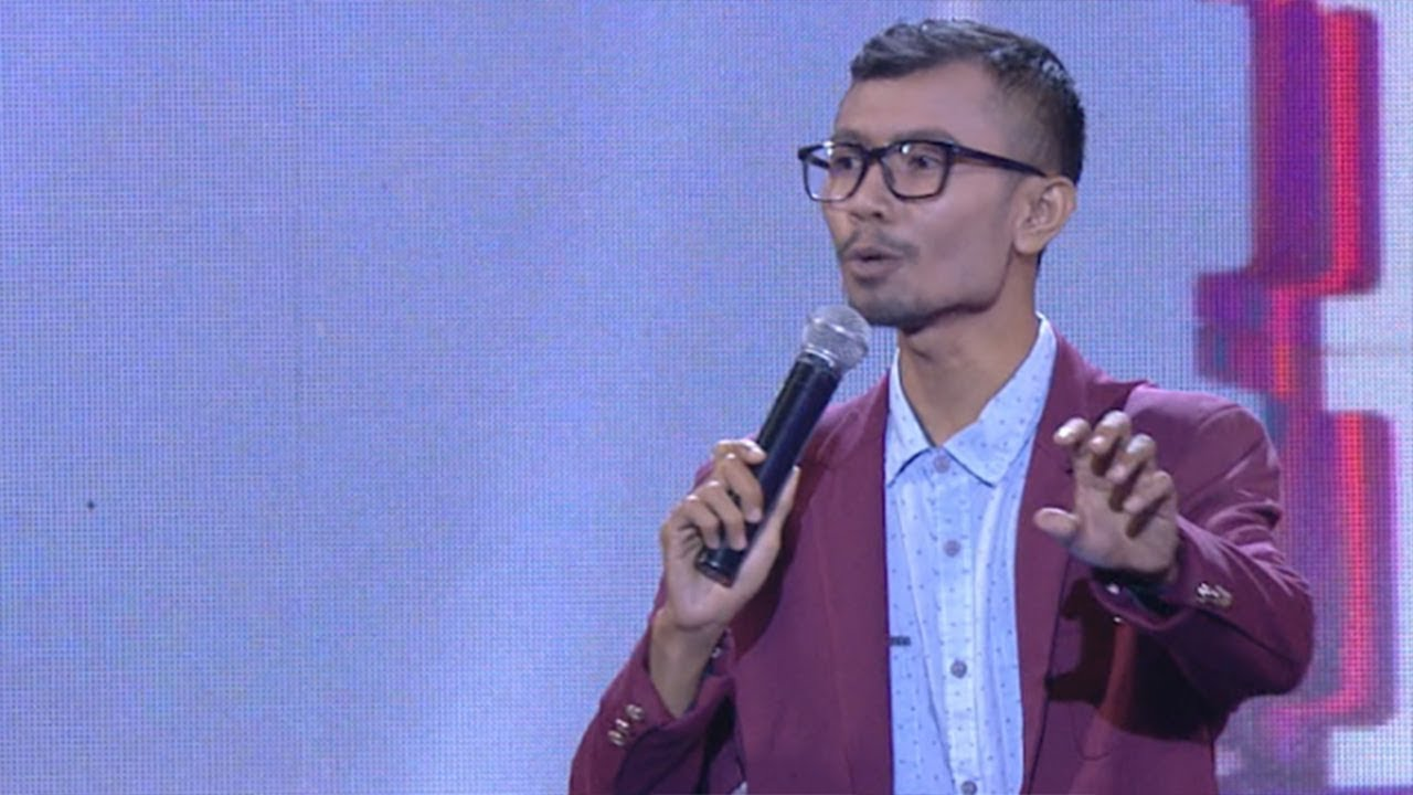 Stand Up Comedy Ridwan Remin di Acara Kementerian ...