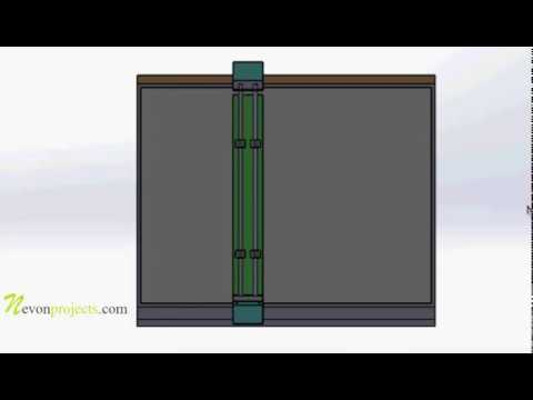 Automatic Blackboard Whiteboard Cleaner System  YouTube