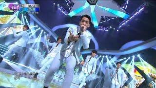 【TVPP】B1A4 - Lonely + SOLO DAY, 비원에이포 -  없구나 + 솔로 데이 @ 2014 KMF Live