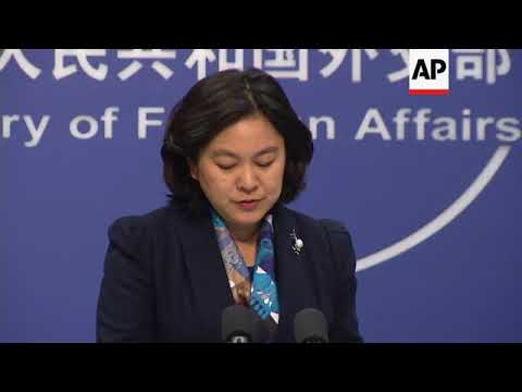 China foreign ministry on India lake claims, Tiananmen Squ, Japan fighter jets