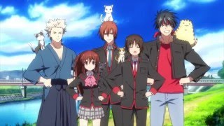 TV Anime Little Busters! No Credits Opening Ver. 1