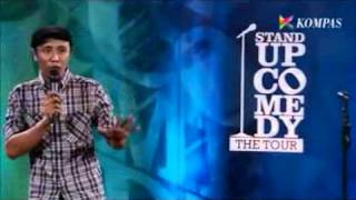 Stand Up Comedy The Tour Insan Nur Akbar