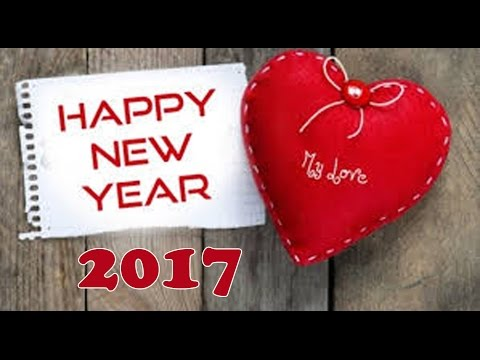Most Romantic Happy New Year wishes/Greetings/Whatsapp Video/E-card for lovers, Girlfriend/Boyfriend
