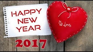 Most Romantic Happy New Year wishes Greetings Whatsapp E card for lovers Girlfriend Boyfriend
