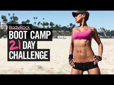 21 Day Bootcamp | Day 18