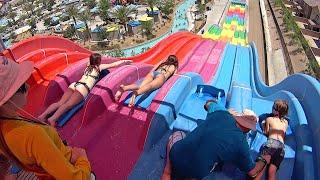 Wet'n'Wild Las Vegas in the USA (Desert Music Clip!)