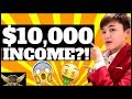 HOW TO MAKE $10,000 PER MONTH TRADING FOREX - How much ...