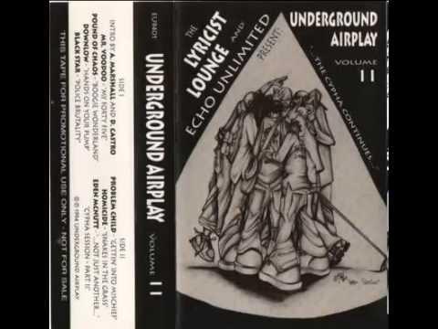 Echo Unlimited Presents - Underground Airplay Vol. 2 (1994)