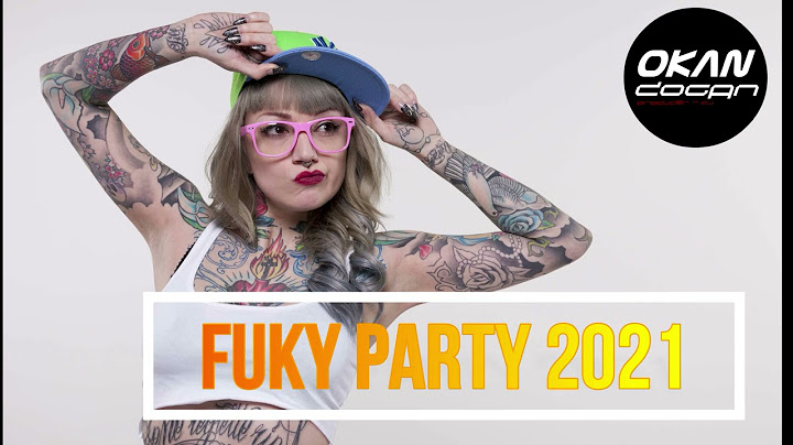 dj okan dogan  fuky party 2021 single