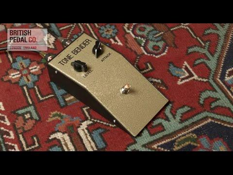British Pedal Company Vintage Series MKI Tone Bender Demo