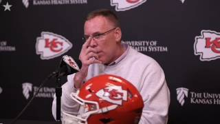 Chiefs GM John Dorsey on Kareem Hunt, the team