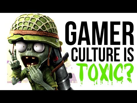 Gaming culture is TOO TOXIC!?