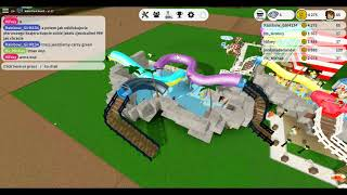 Roblox Water Park We play in Water Park and shows you my new park made from the old #4