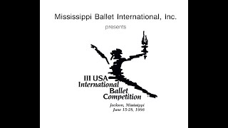 3-й Международный конкурс балета в Джексоне (США)